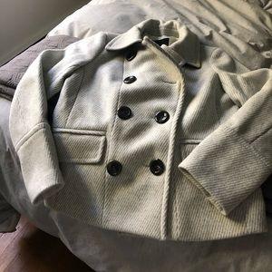 Banana Republic jacket - Stylish!  Paid $75.00.
